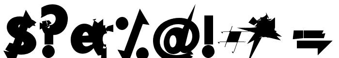 u27fog Font OTHER CHARS