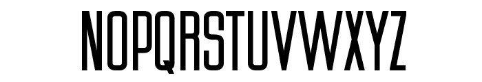 Ubicada Pro Bold Font UPPERCASE