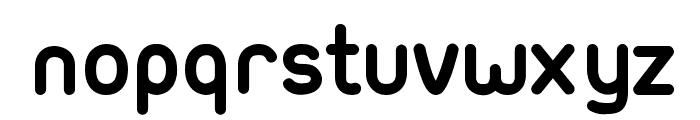 Ubuntu-Title Font LOWERCASE