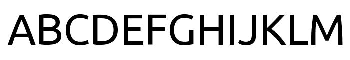 Ubuntu Font UPPERCASE