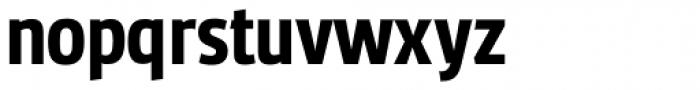 Ubik Grotesk Cond Bold Font LOWERCASE