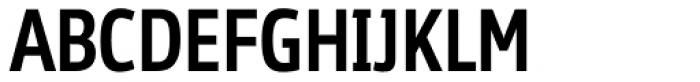 Ubik Grotesk Cond Medium Font UPPERCASE