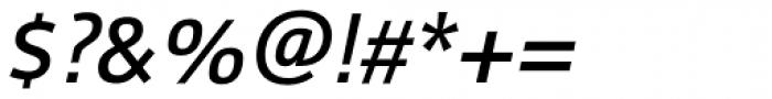 Ubik  Grotesk Italic Font OTHER CHARS