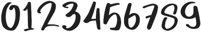 UcuAned Regular otf (400) Font OTHER CHARS