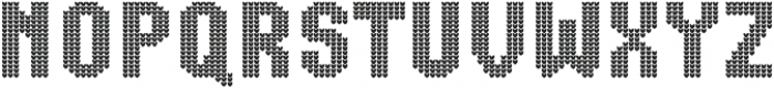 Ugly Sweater ttf (400) Font UPPERCASE