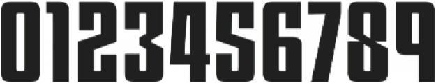 Ugocranis Black otf (900) Font OTHER CHARS