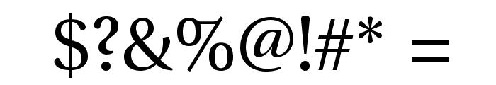 UHo?i 1.1 Font OTHER CHARS