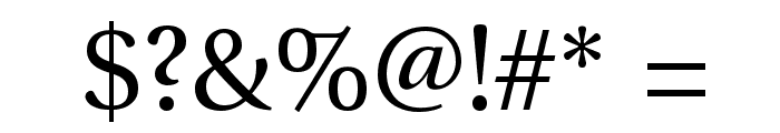 UHo?iH 1.1 Font OTHER CHARS