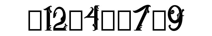 Ukiran Font OTHER CHARS