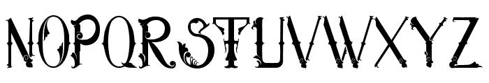 Ukiran Font UPPERCASE