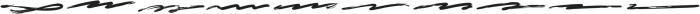 ULTRA BRUSH SWASH Regular otf (900) Font OTHER CHARS