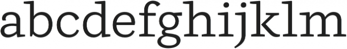 Ulises Book otf (400) Font LOWERCASE