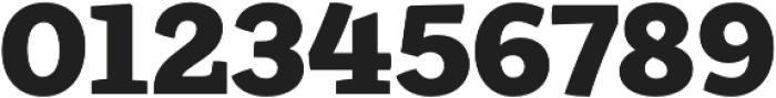 Ulises Heavy otf (800) Font OTHER CHARS