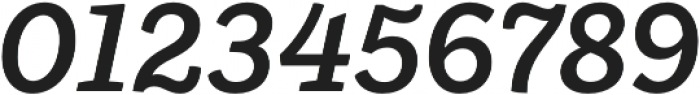 Ulises Semi Bold Italic otf (600) Font OTHER CHARS