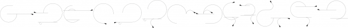 Ultimus Ornaments otf (400) Font UPPERCASE