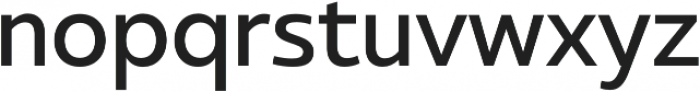 Ultine Cond Medium otf (500) Font LOWERCASE