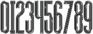 Ultra Bold otf (700) Font OTHER CHARS