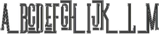 Ultra Bold otf (700) Font UPPERCASE