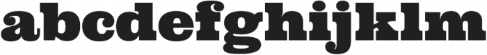 Ultra Pro Regular otf (900) Font LOWERCASE