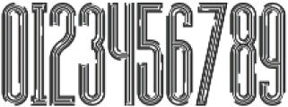 Ultra Regular otf (900) Font OTHER CHARS