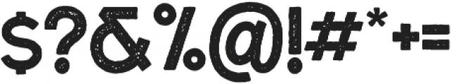 Ultralife Sans Stamp otf (400) Font OTHER CHARS