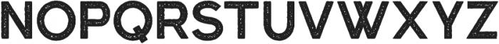 Ultralife Sans Stamp otf (400) Font LOWERCASE