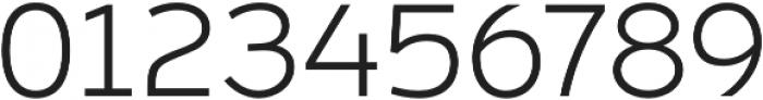 Ultraproxi ExtraLight otf (200) Font OTHER CHARS
