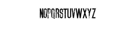Ultimatum Font Font UPPERCASE
