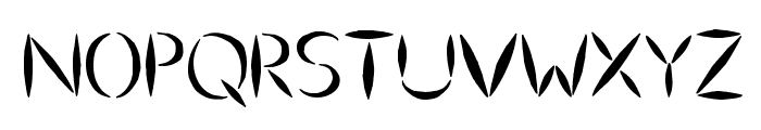 Ulse Freehand Font LOWERCASE
