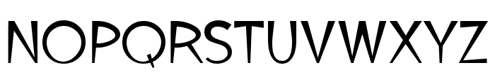 UltimaCampagnoli-Bold Font UPPERCASE