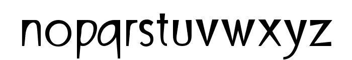 UltimaCampagnoli-Bold Font LOWERCASE