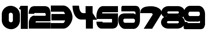 Ultraworld black Font OTHER CHARS