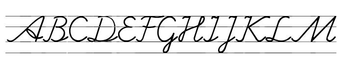 UlusalOkul.Com ?izgili Font UPPERCASE