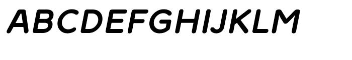 Ultima Bold Italic Font UPPERCASE