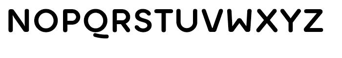Ultima Bold Font UPPERCASE