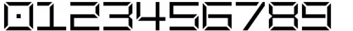 Ulga Grid Regular Font OTHER CHARS