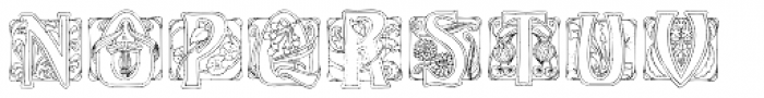 Ulma Font UPPERCASE