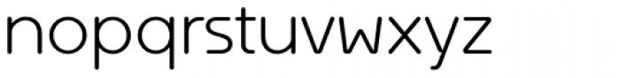 Ultima Alt Light Font LOWERCASE