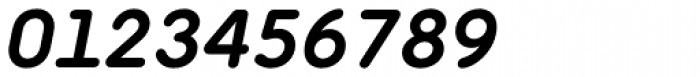 Ultima Pro Bold Italic Font OTHER CHARS