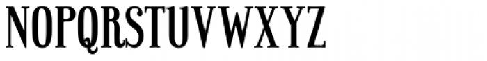 Ultramarina Font UPPERCASE