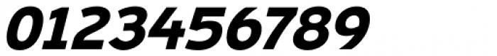 Ultraproxi Bold Italic Font OTHER CHARS
