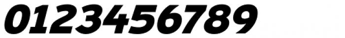 Ultraproxi Heavy Italic Font OTHER CHARS