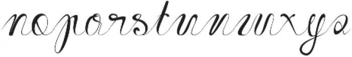 UMBRELLA otf (400) Font LOWERCASE