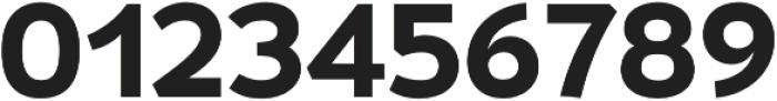 Umba Sans SC Bold otf (700) Font OTHER CHARS