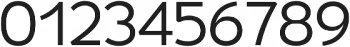 Umba Sans SC Regular otf (400) Font OTHER CHARS