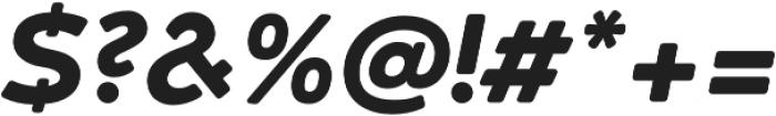 Umba Soft otf (700) Font OTHER CHARS