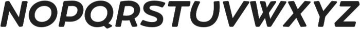 Umba Soft otf (700) Font UPPERCASE