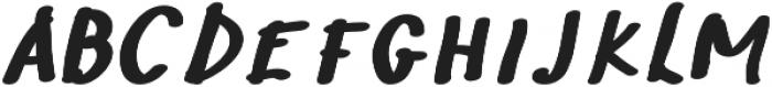 Umy otf (400) Font UPPERCASE
