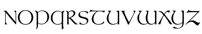 UmberSSK Font UPPERCASE