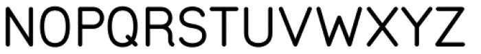 Uma Bold Font UPPERCASE
